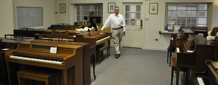 Welcome to Action Piano Services in Hillsborough NC also